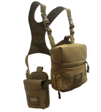 Load image into Gallery viewer, Bino Harness, Ridgetop Bino Harness, Binocular Harness, Binocular Pouch