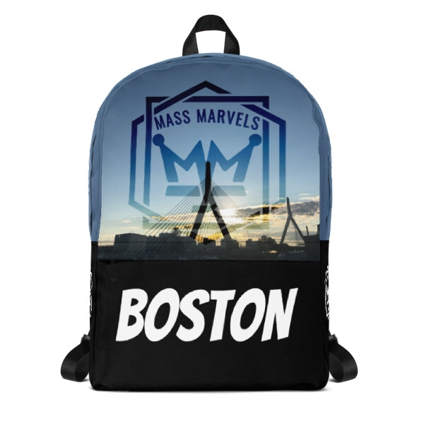 "MM ""Zakim Crest"" Backpack"