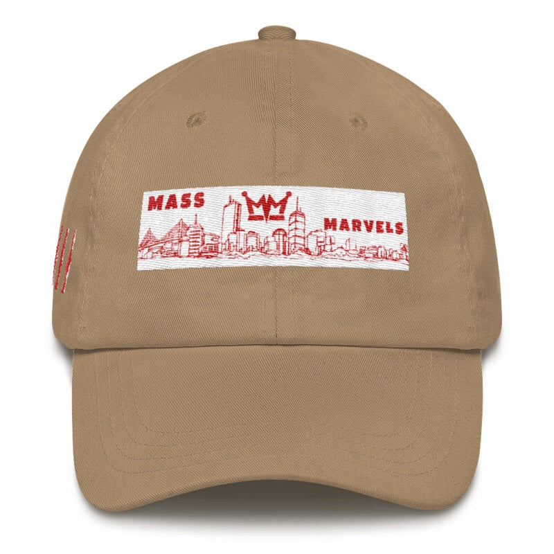 "MM ""Skyline Scratch"" Dad Hat"
