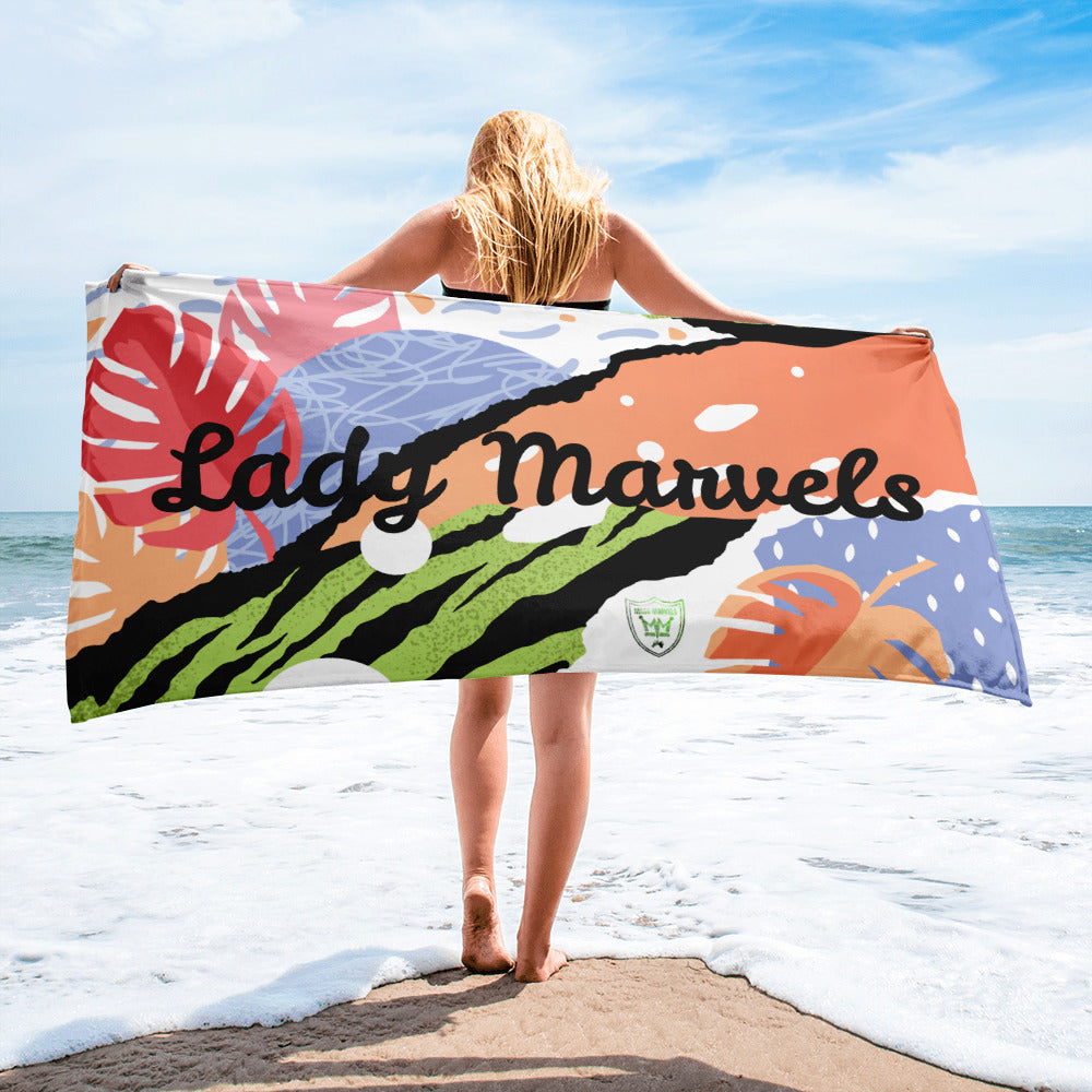 "LM ""Beach Vibes"" Towel"