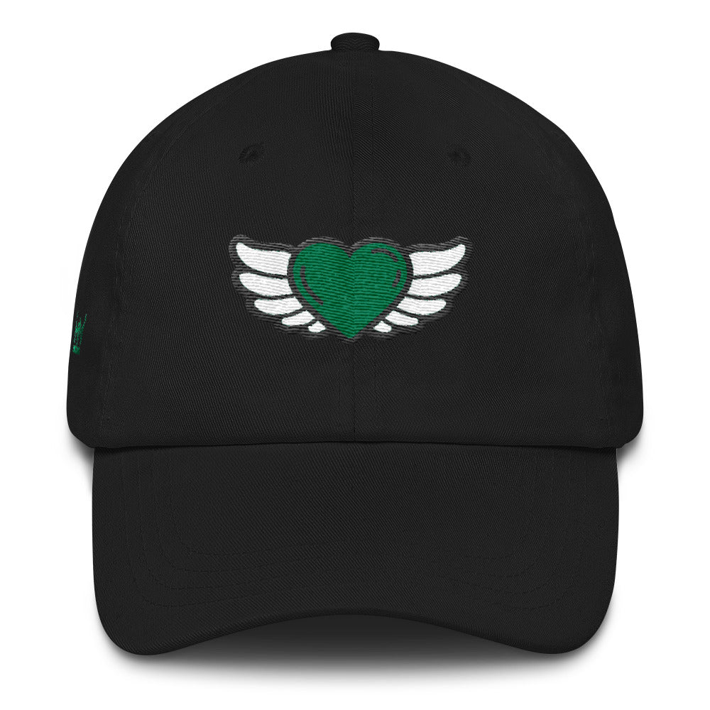 "MM ""Flying Heart"" Dad Hat"