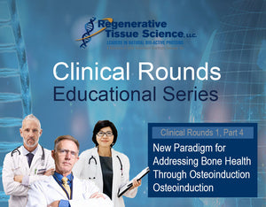 New Paradigm for Addressing Bone Health Through Osteoinduction