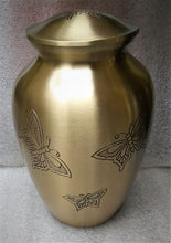 Load image into Gallery viewer, Classic Brass Urn 8 Inch