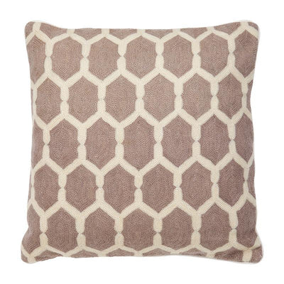 BEIGE THROW PILLOW | EICHHOLTZ CIRRUS