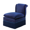BLUE LOUNGE CHAIR | EICHHOLTZ BOUCHERON