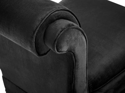 BLACK DINING CHAIR | EICHHOLTZ BOUCHERON