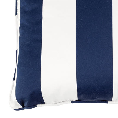 BLUE & WHITE PILLOW 60CM | EICHHOLTZ CALV
