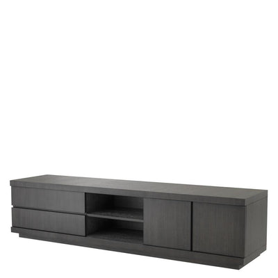BLACK TV CABINET | EICHHOLTZ CROSBY