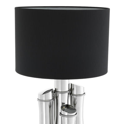 BLACK TABLE LAMP | EICHHOLTZ DAMIAN