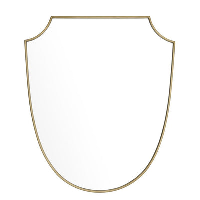 BRASS WALL MIRROR | EICHHOLTZ LOLA
