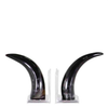 HORN BOOKEND (SET OF 2) | EICHHOLTZ