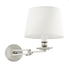 SILVER WALL LAMP | EICHHOLTZ ECLIPS