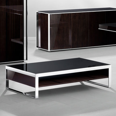 BLACK COFFEE TABLE | EICHHOLTZ PARK AVENUE