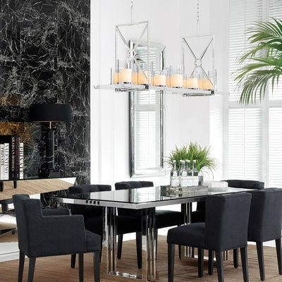 BLACK DINING CHAIR | EICHHOLTZ BOCA RATON