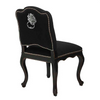 BLACK CHAIR | EICHHOLTZ DEVONSHIRE