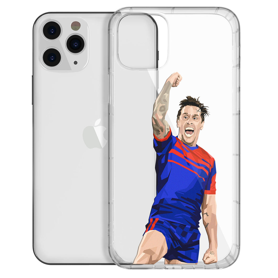 Mitchell Pearce - Bump Case