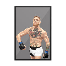 Load image into Gallery viewer, Conor McGregor - Framed Artwork