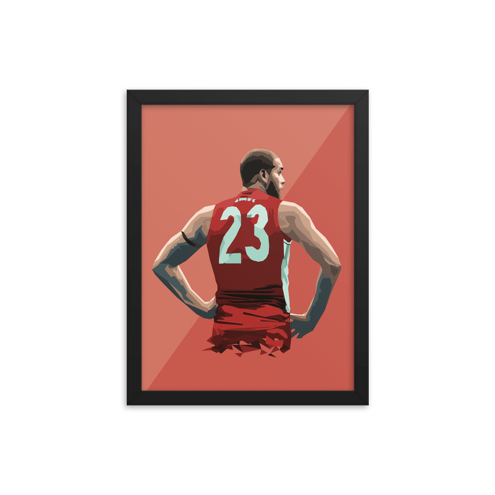 Buddy Franklin - Framed Artwork