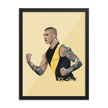 Load image into Gallery viewer, Dustin Martin - Framed Artwork