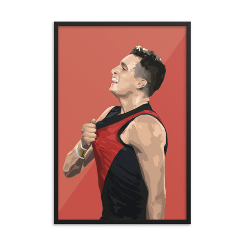Orazio Fantasia - Framed Artwork