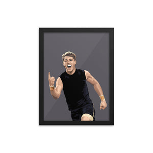 Patrick Cripps - Framed Artwork