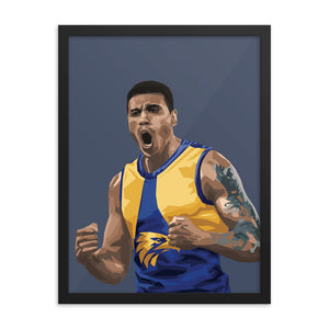 Tim Kelly - Framed Artwork