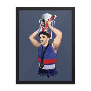 Tom Liberatore - Framed Artwork
