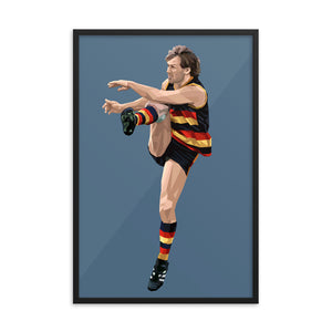 Tony Modra - Framed Artwork