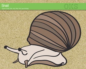 FREE snail svg, dxf, vector, eps, clipart, cricut, download