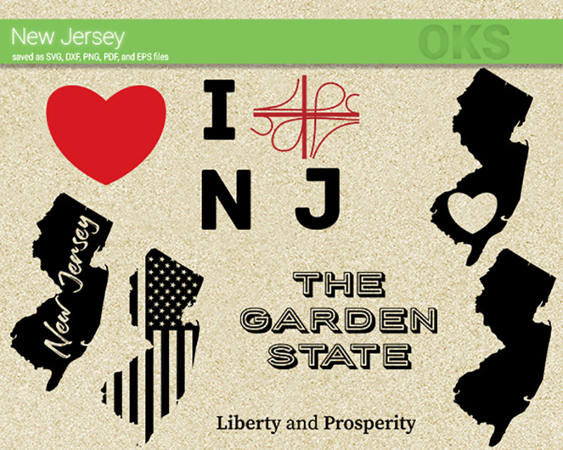 new jersey, new, jersey, America, American, flag, state, city, US, united, states, map, love, Crafteroks, svg, free, free svg file, eps, dxf, vector, logo, silhouette, icon, instant download, digital download, cutting file, svg clipart, cricut, svg vector, svg download, svg digital, clipart svg, vector svg, https://crafteroks.com/