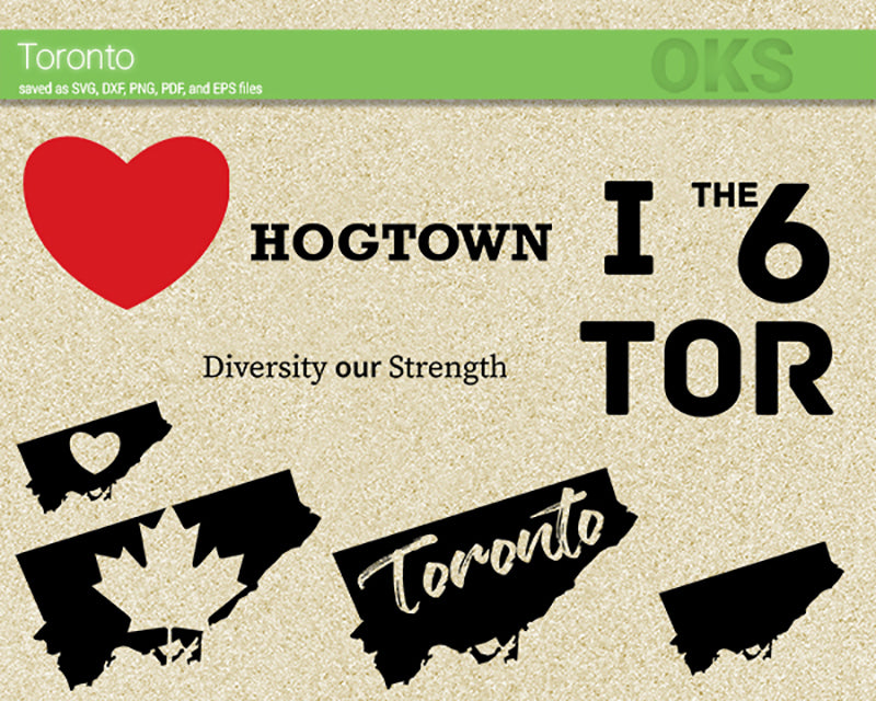 toronto, canada, map, flag, maple, city, state, Crafteroks, svg, free, free svg file, eps, dxf, vector, logo, silhouette, icon, instant download, digital download, cutting file, svg clipart, cricut, svg vector, svg download, svg digital, clipart svg, vector svg, https://crafteroks.com/