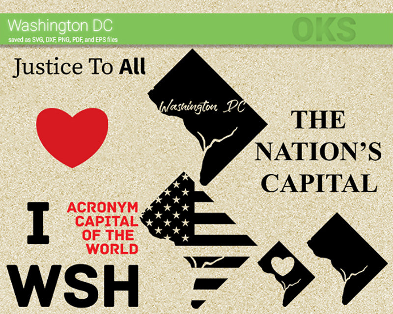 washington, dc, us, map, american, flag, city, state, Crafteroks, svg, free, free svg file, eps, dxf, vector, logo, silhouette, icon, instant download, digital download, cutting file, svg clipart, cricut, svg vector, svg download, svg digital, clipart svg, vector svg, https://crafteroks.com/