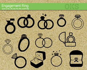 engagement, ring, proposal, fiance, engage, wedding, Crafteroks, svg, free, free svg file, eps, dxf, vector, logo, silhouette, icon, instant download, digital download, cutting file, svg clipart, cricut, svg vector, svg download, svg digital, clipart svg, vector svg, https://crafteroks.com/