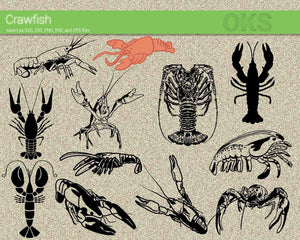 crawfish, sea, food, seafood, Crafteroks, svg, free, free svg file, eps, dxf, vector, logo, silhouette, icon, instant download, digital download, cutting file, svg clipart, cricut, svg vector, svg download, svg digital, clipart svg, vector svg, https://crafteroks.com/