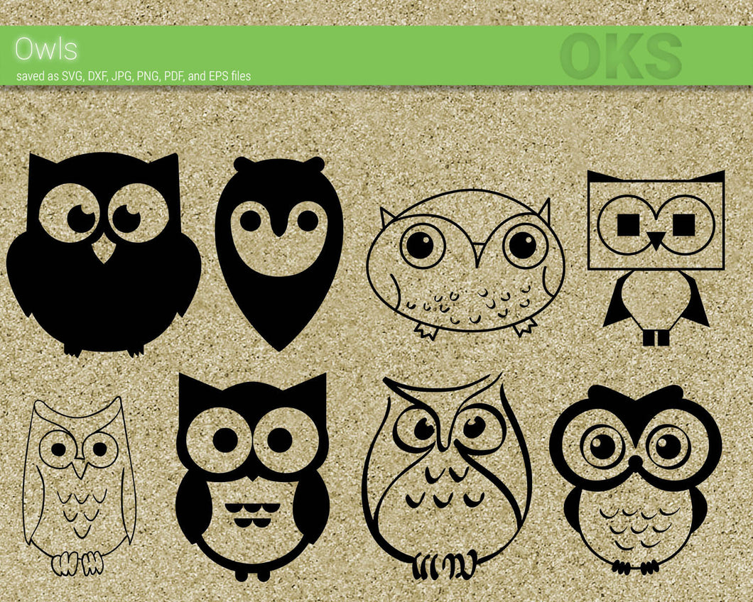 owl, bird, Crafteroks, svg, free, free svg file, eps, dxf, vector, logo, silhouette, icon, instant download, digital download, cutting file, svg clipart, cricut, svg vector, svg download, svg digital, clipart svg, vector svg, https://crafteroks.com/
