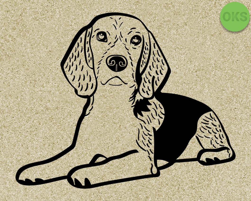 beagle, dog, breed, Crafteroks, svg, free, free svg file, eps, dxf, vector, logo, silhouette, icon, instant download, digital download, cutting file, svg clipart, cricut, svg vector, svg download, svg digital, clipart svg, vector svg, https://crafteroks.com/