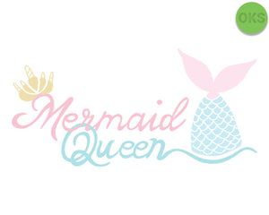 mermaid, queen, Crafteroks, svg, free, free svg file, eps, dxf, vector, logo, silhouette, icon, instant download, digital download, cutting file, svg clipart, cricut, svg vector, svg download, svg digital, clipart svg, vector svg, https://crafteroks.com/