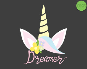 unicorn, dreams, Crafteroks, svg, free, free svg file, eps, dxf, vector, logo, silhouette, icon, instant download, digital download, cutting file, svg clipart, cricut, svg vector, svg download, svg digital, clipart svg, vector svg, https://crafteroks.com/