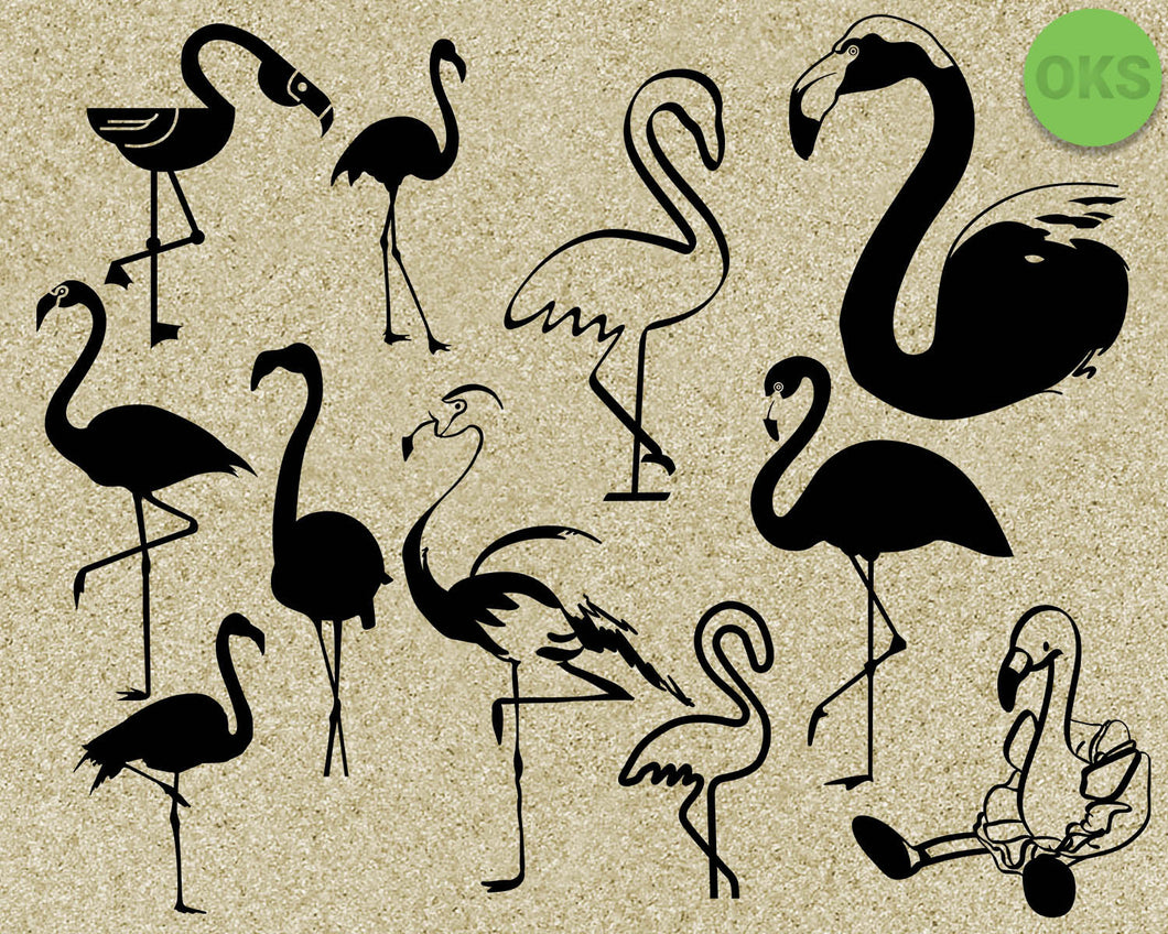 flamingo, bird, Crafteroks, svg, free, free svg file, eps, dxf, vector, logo, silhouette, icon, instant download, digital download, cutting file, svg clipart, cricut, svg vector, svg download, svg digital, clipart svg, vector svg, https://crafteroks.com/