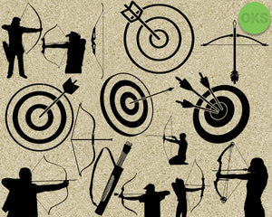archery, archer, bow, arrow, Crafteroks, svg, free, free svg file, eps, dxf, vector, logo, silhouette, icon, instant download, digital download, cutting file, svg clipart, cricut, svg vector, svg download, svg digital, clipart svg, vector svg, https://crafteroks.com/