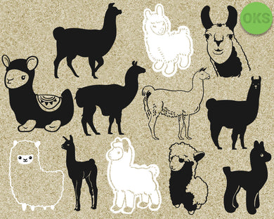 llama, Crafteroks, svg, free, free svg file, eps, dxf, vector, instant download, digital download, cutting file, svg clipart, cricut, svg vector, svg download, svg digital, clipart svg, vector svg, https://crafteroks.com/