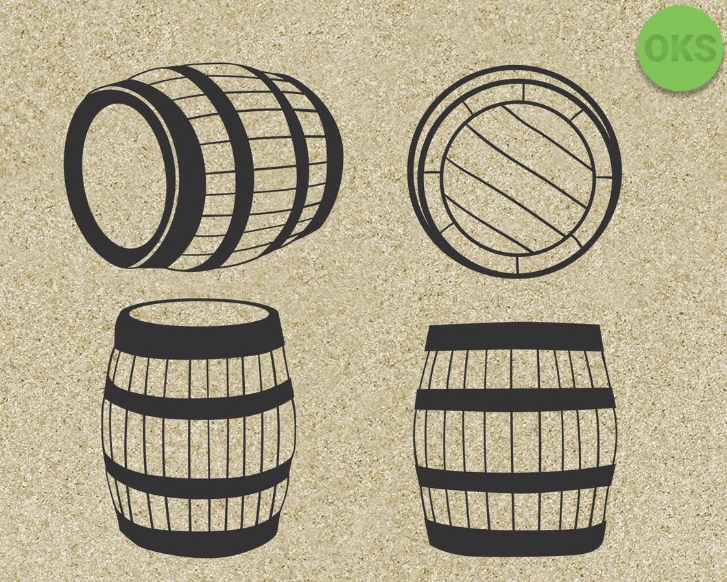 barrel, Crafteroks, svg, free, free svg file, eps, dxf, vector, logo, silhouette, icon, instant download, digital download, cutting file, svg clipart, cricut, svg vector, svg download, svg digital, clipart svg, vector svg, https://crafteroks.com/