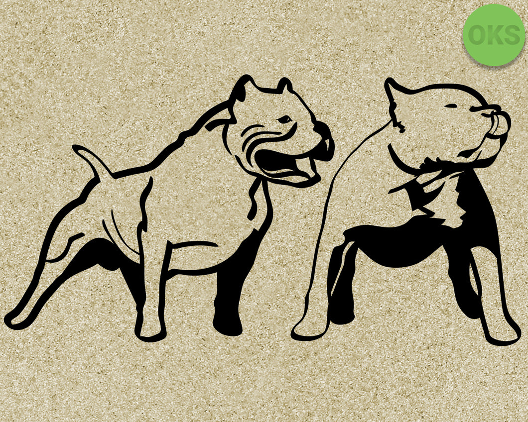 pitbull, pit, bull, dog, Crafteroks, svg, free, free svg file, eps, dxf, vector, logo, silhouette, icon, instant download, digital download, cutting file, svg clipart, cricut, svg vector, svg download, svg digital, clipart svg, vector svg, https://crafteroks.com/
