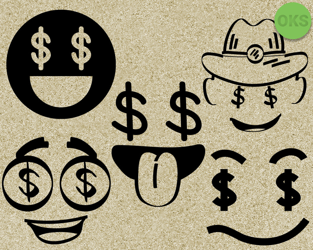 dollar, sign, eyes, money, Crafteroks, svg, free, free svg file, eps, dxf, vector, instant download, digital download, cutting file, svg clipart, cricut, svg vector, svg download, svg digital, clipart svg, vector svg, https://crafteroks.com/