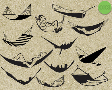 hammock, relax, Crafteroks, svg, free, free svg file, eps, dxf, vector, instant download, digital download, cutting file, svg clipart, cricut, svg vector, svg download, svg digital, clipart svg, vector svg, https://crafteroks.com/