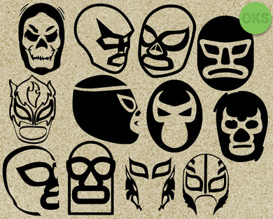 luchador, mask, mexican, Crafteroks, svg, free, free svg file, eps, dxf, vector, instant download, digital download, cutting file, svg clipart, cricut, svg vector, svg download, svg digital, clipart svg, vector svg, https://crafteroks.com/