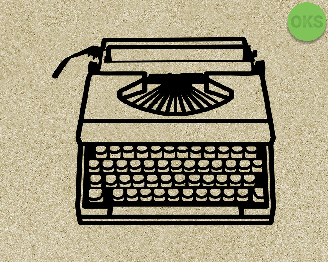 typewriter, Crafteroks, svg, free, free svg file, eps, dxf, vector, instant download, digital download, cutting file, svg clipart, cricut, svg vector, svg download, svg digital, clipart svg, vector svg, https://crafteroks.com/