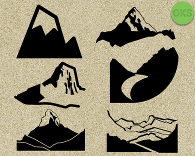 mountain, hill, mountains, hills, Crafteroks, svg, free, free svg file, eps, dxf, vector, instant download, digital download, cutting file, svg clipart, cricut, svg vector, svg download, svg digital, clipart svg, vector svg, https://crafteroks.com/