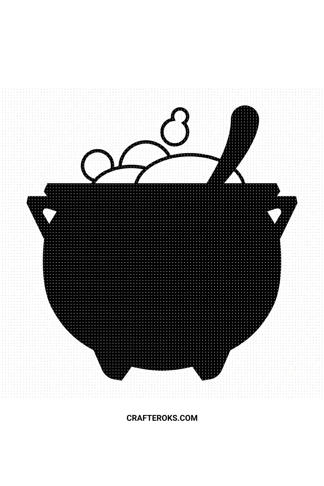 FREE cauldron for Personal Use SVG, PNG clipart, DXF, clipart, EPS, vector cut file instant download