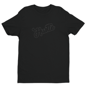 Hustle Black Men's T-Shirt
